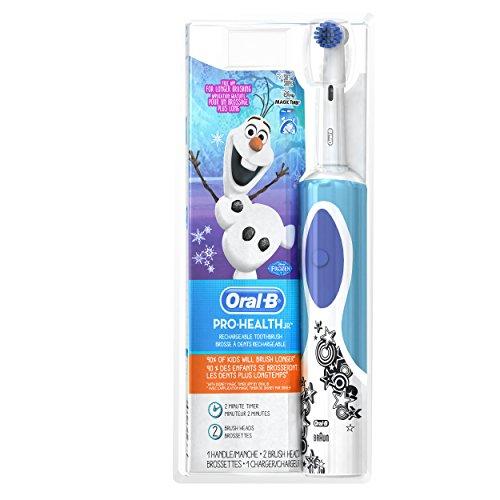 历史新低!Oral-B Pro-Health Jr. 儿童电动牙刷 14.25加元!