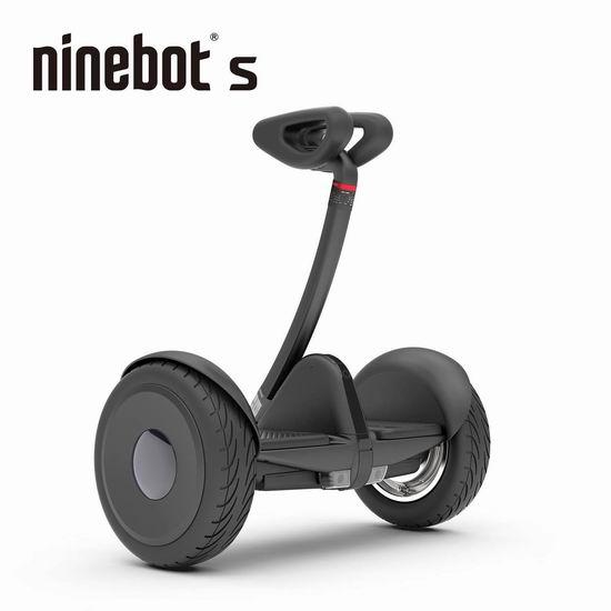立减200加元!Segway 赛格威 Ninebot S 双电机 智能平衡车 499加元包邮!