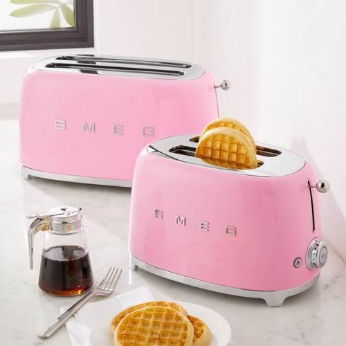 美的独一无二!精选 SMEG 意大利风格极品厨房电器 7.5折优惠!