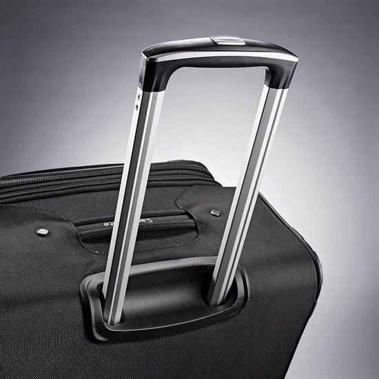 Samsonite 新秀丽 Aspire Xlite  20/29英寸黑色软壳拉杆箱2.6折 155.79加元包邮!比黑五便宜44.2加元!