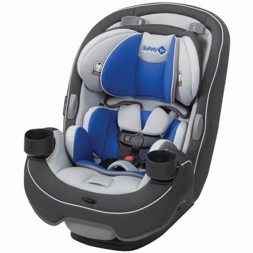 Safety 1st Grow and Go 三合一 婴幼儿汽车安全座椅 7.9折 229.99加元,原价 289.99加元,包邮