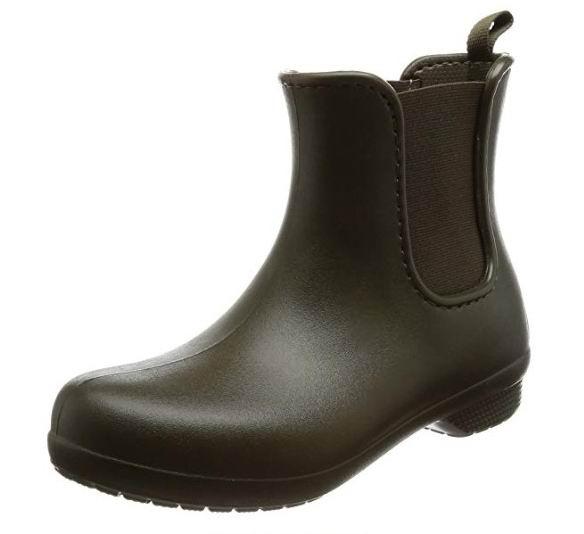 Crocs Freesail 切尔西雨鞋 34.6加元,原价 63.99加元