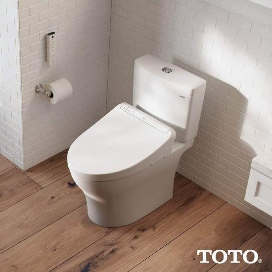 TOTO SW3036#01 K300 无线遥控 豪华顶级智能马桶盖(长型) 904.46加元包邮!