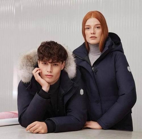 白菜价!加拿大品牌 Quartz Co超级保暖又时尚羽绒服5折+额外7.5折 !折后全部3.7折!