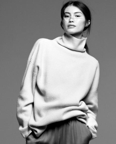 至臻品质 H&M Premium Quality系列  全场8折 入何穗同款什米尔羊毛衫
