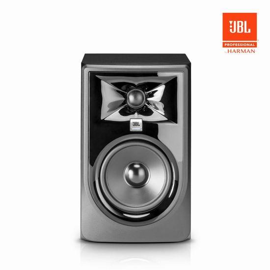 JBL 305P MkII 5英寸有源监听HIFI音箱6.1折 134.56加元包邮!