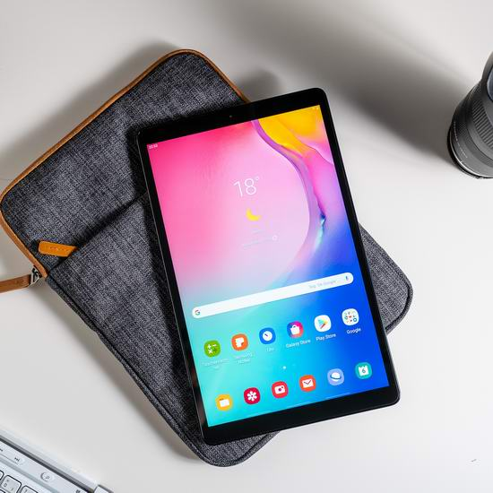拼手速!历史新低!Samsung 三星 Galaxy Tab A 10.1英寸平板电脑(2019版) 199.99加元包邮!2色可选!