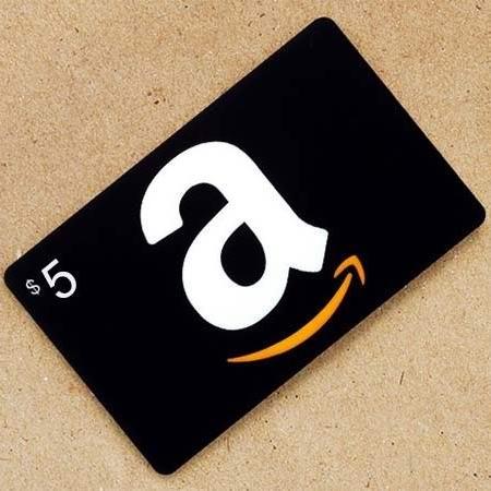 Amazon首次进行Gift Card充值100加元,送5加元电子礼品卡!