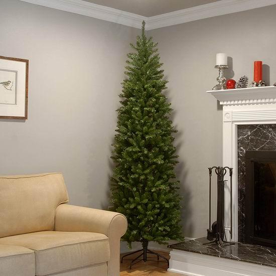 历史新低!National Tree 7.5英尺圣诞树 84.99加元包邮!