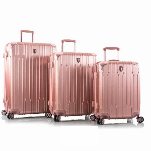 精选 Heys Xtrak系列 21/26/30英寸拉杆行李箱 67.49-78加元,原价 340-390加元