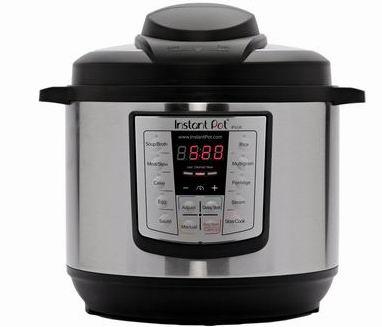 抢!黑五价!Instant Pot 8夸脱大容量 7合1多功能电压力锅 59.98加元,原价 139.98加元,包邮