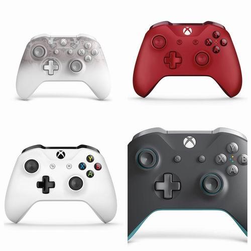 精选多款Xbox 游戏手柄 6.6折 49.99加元起特卖!