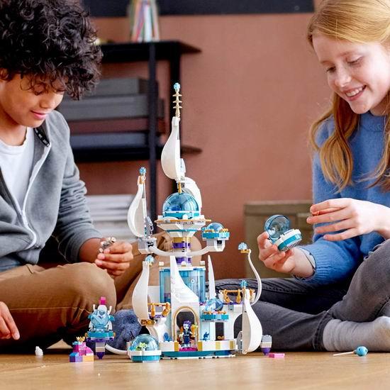 手慢无!历史新低!LEGO 乐高大电影系列 70838 瓦特弗拉女王的太空宫殿(995pcs)4.9折 67.99加元包邮!