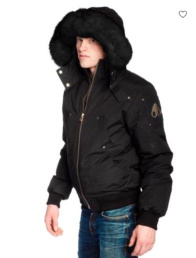 手慢无!Moose Knuckles Ballistic 男士短款羽绒服 637.5加元,原价 850加元,包邮