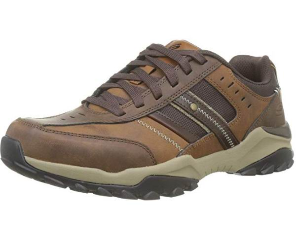 Skechers Henrick- DELWOOD 男士休闲鞋 44.11加元(8.5码),原价 88.57加元,包邮