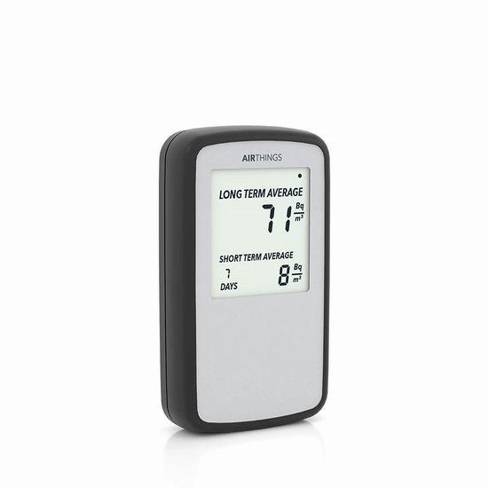 Corentium Home by Airthings AS 加拿大版 精准氡气检测仪 169.99加元包邮!预防肺癌、乳癌!