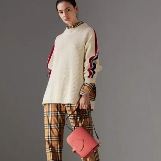 折扣升级!Burberry 巴宝莉 男女时尚羊绒衫、羊毛毛衣、卫衣4折起!美利奴羊毛衫低至250加元!