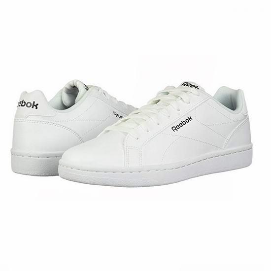 白菜价!Reebok 锐步 Classic Royal Complete 男式经典小白鞋/小黑鞋2.4折 19.44加元清仓!3色可选!