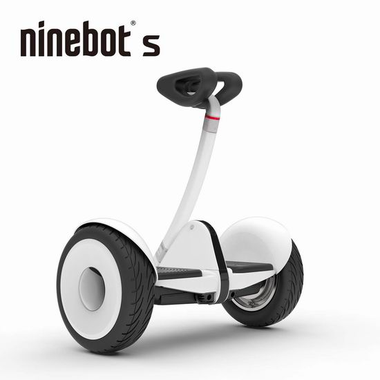 Segway 赛格威 Ninebot S 双电机 智能平衡车 549加元包邮!支持优先派送!