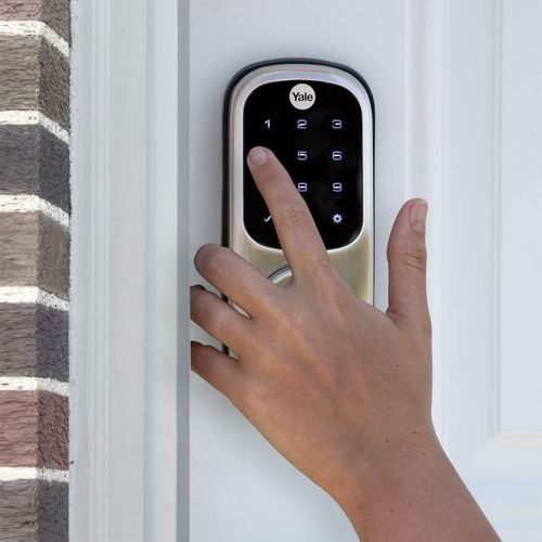 Yale Security YRD226-CBA-605 智能门锁套装  249.98加元,原价 303.98加元,包邮