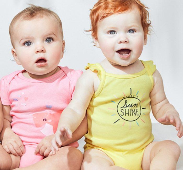 白菜价!Carters精选儿童卫衣、T恤、衬衣 、裤装 1.8折 2.99加元起清仓特卖