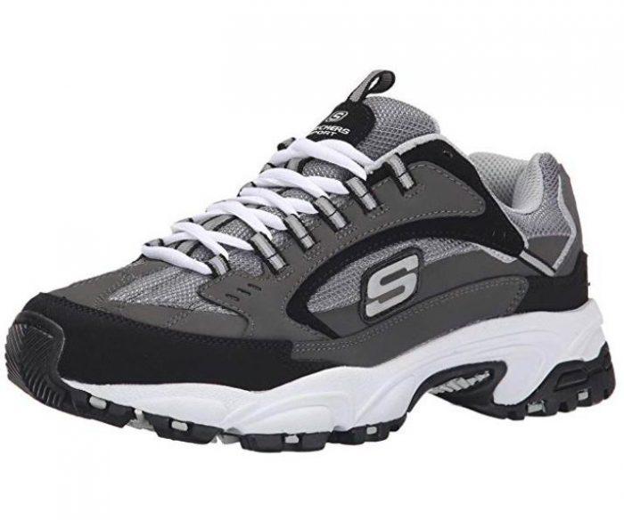 Skechers Stamina Nuovo男士运动鞋 46.62加元起(2色),原价 80加元,包邮