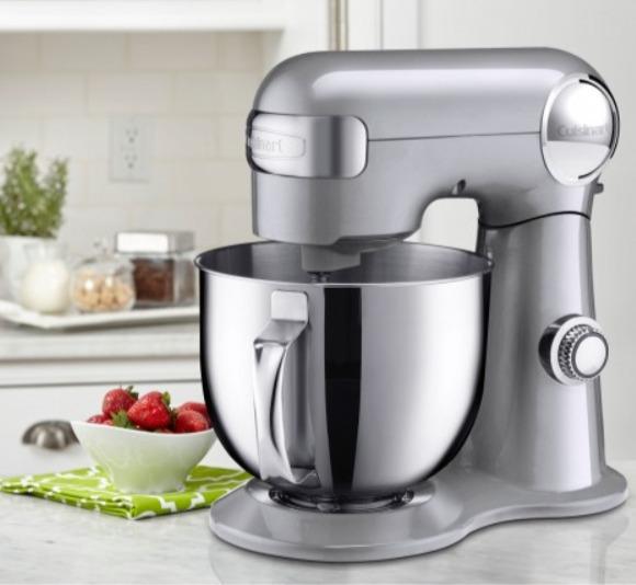 CUISINART SM-50BCC 5.5夸脱 立式多功能搅拌机/厨师机 179.99加元,原价 399.99加元,包邮