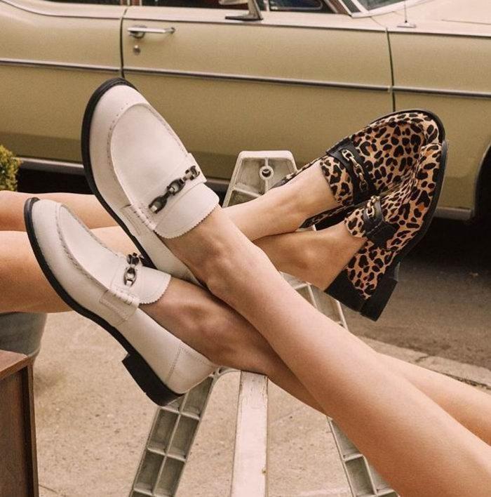 Coach Putnam  女士乐福鞋 66.37加元(3色可选),原价 225加元,包邮