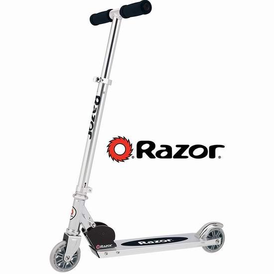 销量冠军!Razor A Kick 儿童滑板车 55.82加元包邮!