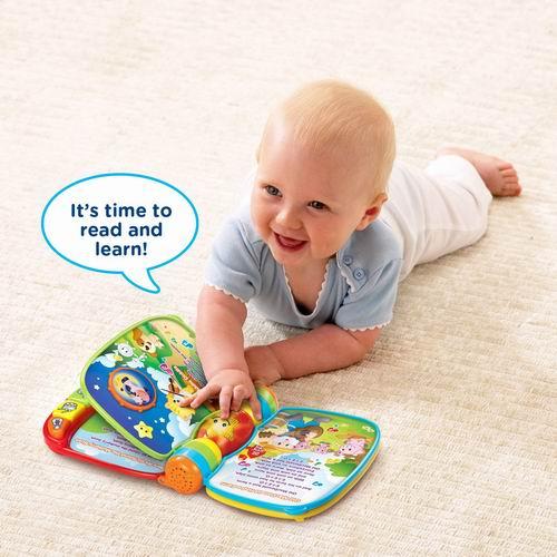 VTech 婴幼儿经典童谣音乐书 14.97加元,原价 19.99加元
