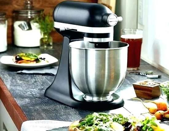 抢!历史新低!KitchenAid KSM95BM 4.5夸脱多功能厨师机4.4折 199.99加元包邮!