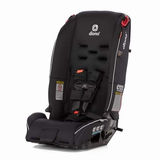 Diono 谛欧诺 Radian 3R 成长型儿童汽车安全座椅 269.99加元包邮!