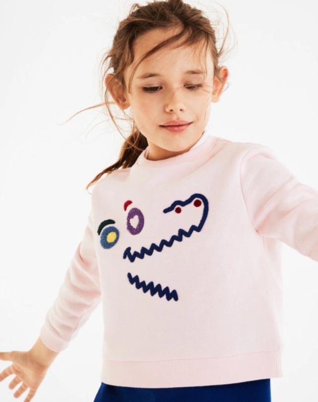 Lacoste 法国鳄鱼特卖区:精选儿童服饰5折起+包邮!内有单品推荐!