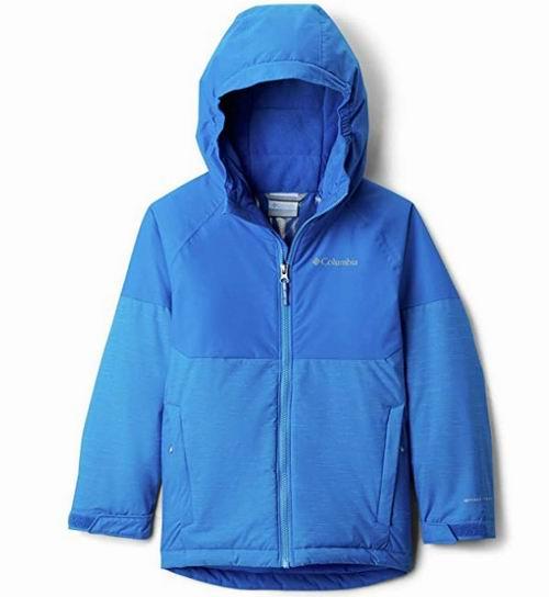 Columbia Alpine Action II 男童保暖外套 4.5折 63.17加元(M码),原价 139.99加元,包邮