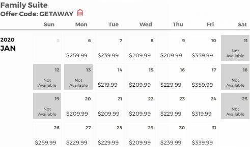 Great Wolf Lodge 大狼屋水上乐园 家庭套房+门票最高享7.5折优惠,低至209.99加元!