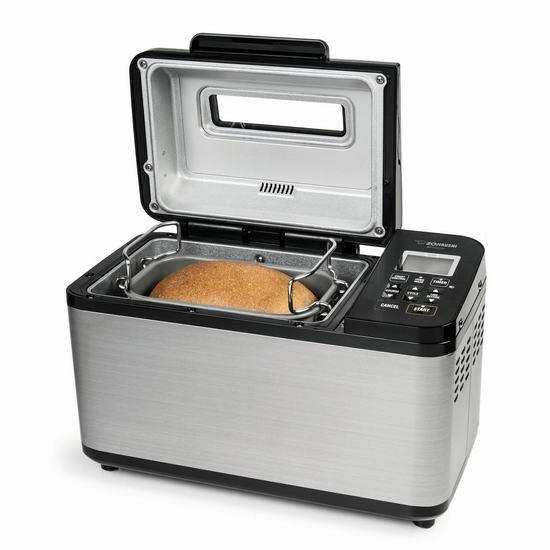ZOJI 象印 BB-PDC20BA Virtuoso Plus 家用智能面包机 431.83加元包邮!