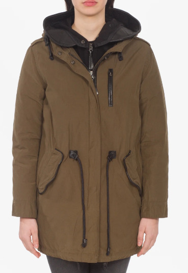 精选4款 Mackage女士羽绒服、防寒服 5折起+额外8.5折,折后低至338.3加元