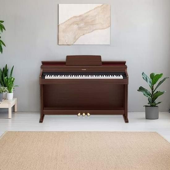 补货!Casio 卡西欧 AP470BN 88键重锤 专业电钢琴6折 1381.12加元包邮!