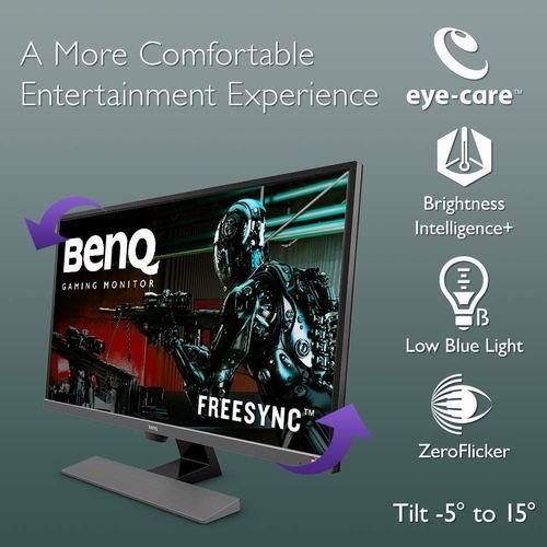 史低价!BenQ 明基 EW3270U 32英寸4K HDR 显示器 打造私人空间最佳拍档 499.99加元,原价 599.99加元,包邮