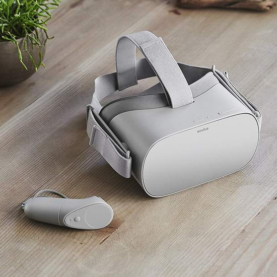 历史最低价!Oculus Go Standalone 虚拟现实头显一体机(32GB/64GB) 199.99-259.99加元包邮!