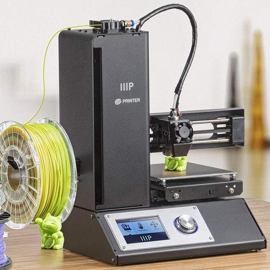 历史新低!Monoprice Select Mini 3D Printer V2 3D打印机 192.8加元包邮!