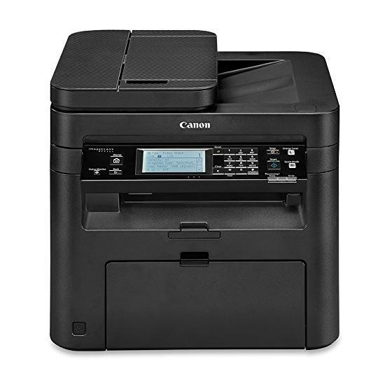 Canon 佳能 ImageCLASS MF236n 多功能一体 无线黑白高速激光打印机 149.94加元包邮!