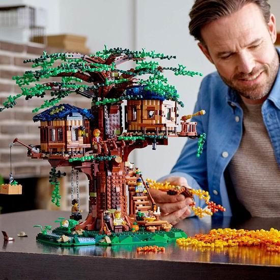 LEGO 乐高 21318  IDEAS系列 树屋(3036pcs) 269.99加元包邮!