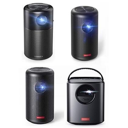 节礼周头条:精选多款 Anker Nebula 智能掌上Wi-Fi投影机全部7折!