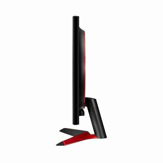 历史新低!LG Ultragear 24GL600F-B 24英寸 144Hz 1ms FreeSync 电竞显示器 189.99加元包邮!