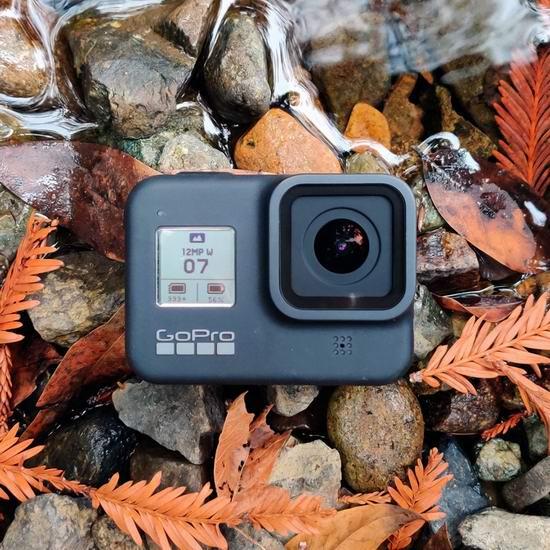 历史新低!GoPro HERO8 Black 4K超高清 防水运动相机 429加元包邮!
