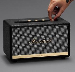 历史新低!Marshall 1002481 Acton II 复古音箱 272.59加元,原价 349.99加元,包邮
