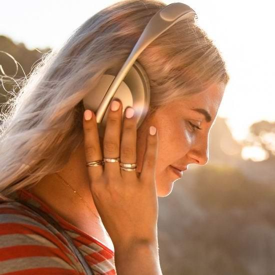 黑五价:Bose 700 高颜值 无线消噪 头戴式耳机 399.99加元包邮!