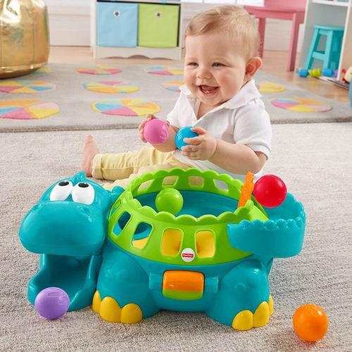 Fisher-Price Go Baby Go 波波球恐龙玩具 25.02加元,原价 35.39加元