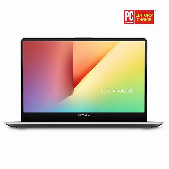 历史最低价!Asus 华硕 VivoBook S 15.6寸超薄笔记本电脑(8GB, 256GB SSD) 699加元包邮!2色可选!与黑五同价!